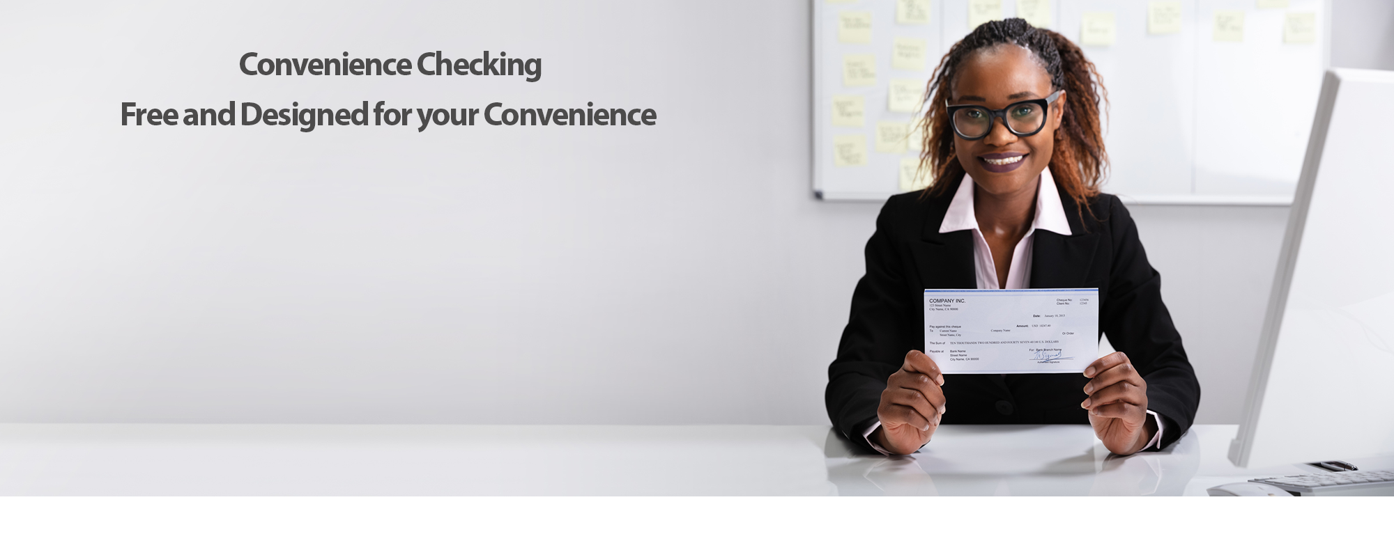 Convenience Checking